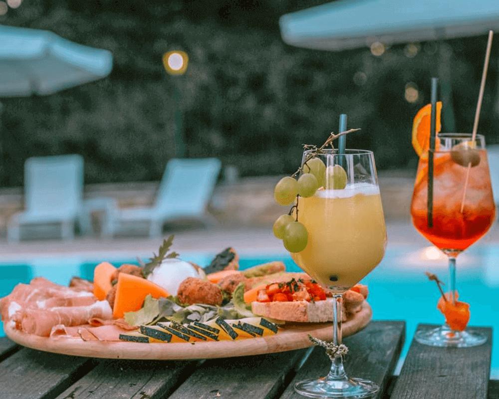 cocktails il bicchiere