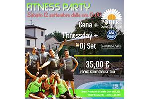 Sabato 12 Settembre 2020 FitnessDay