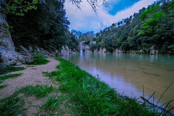 Lago vecchio Amelia