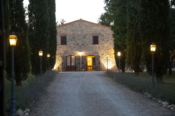 Casale Ingresso Matrimonio in Umbria Il Podere San Giuseppe