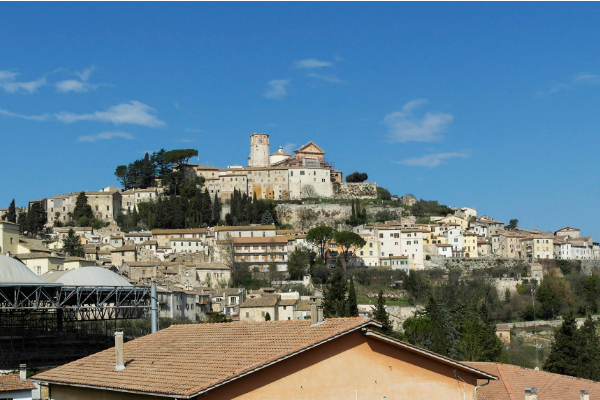 Dove sposarsi  in Umbria - Amelia - Il Podere San Giuseppe