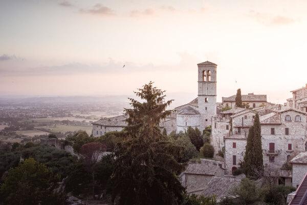 Dove sposarsi in Umbria - Assisi - Il Podere San Giuseppe