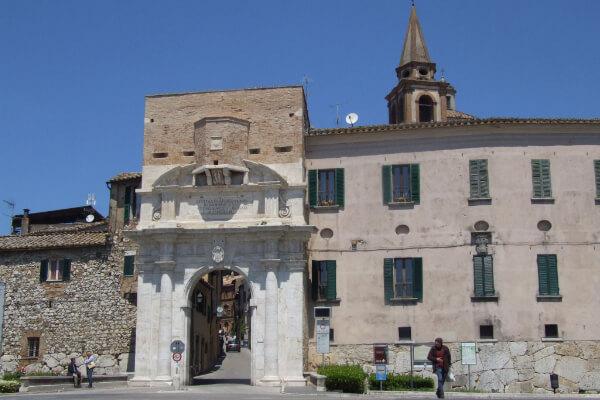 Monumenti amelia Il Podere San Giuseppe
