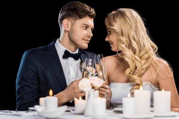 La luna di miele sposarsi in inverno