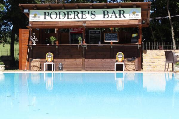 Dormire in umbria spendendo poco Podere's Bar Il Podere San Giuseppe