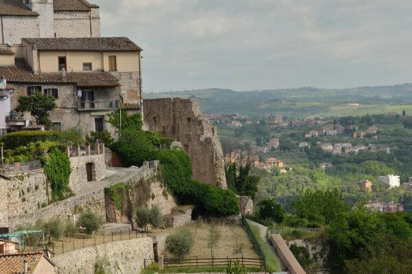 Narni cosa vedere fuori dal centro storico Il Podere San Giuseppe