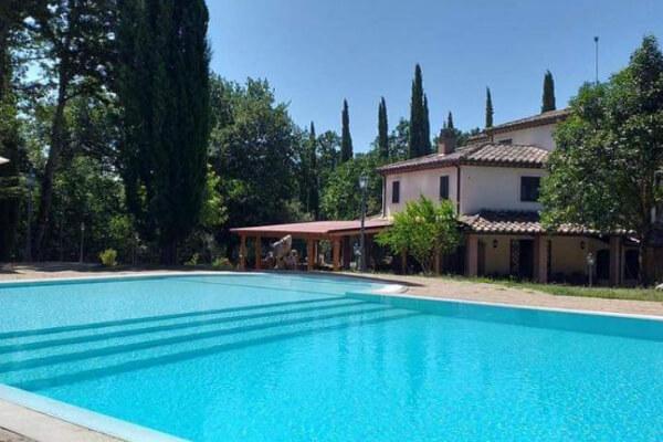 Progettare una vacanza in una house country Il Podere San Giuseppe