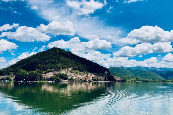 vacanza nella natura lago di Piediluco Il Podere San Giuseppe